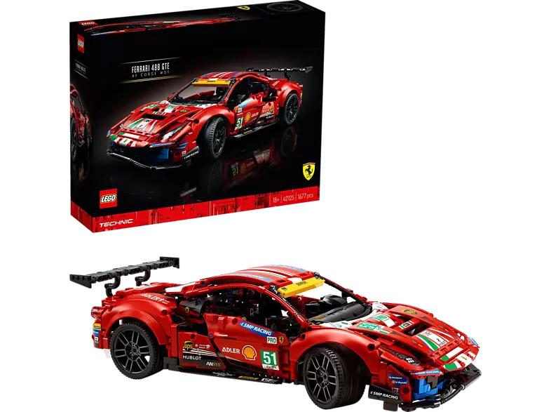 LEGO® 42125 Ferrari 488 GTE zum Bestpreis