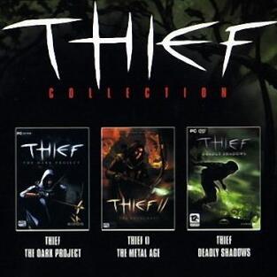 Thief Trilogy: 3 klassische Spiele (GOG) für 2.27€ oder für 0,75€ [RU, VPN]