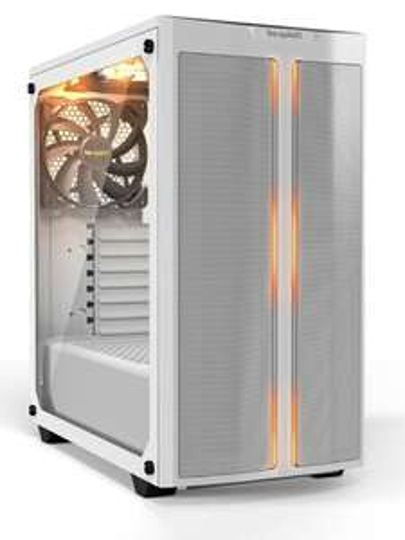 [Mindstar]be quiet! Pure Base 500DX schallgedämmt mit Sichtfenster, weiss