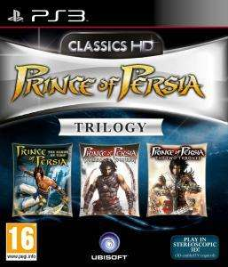 (UK) Prince Of Persia Trilogy: HD Collection [PS3] für umgerechnet ca. 10.29€ @Thehut