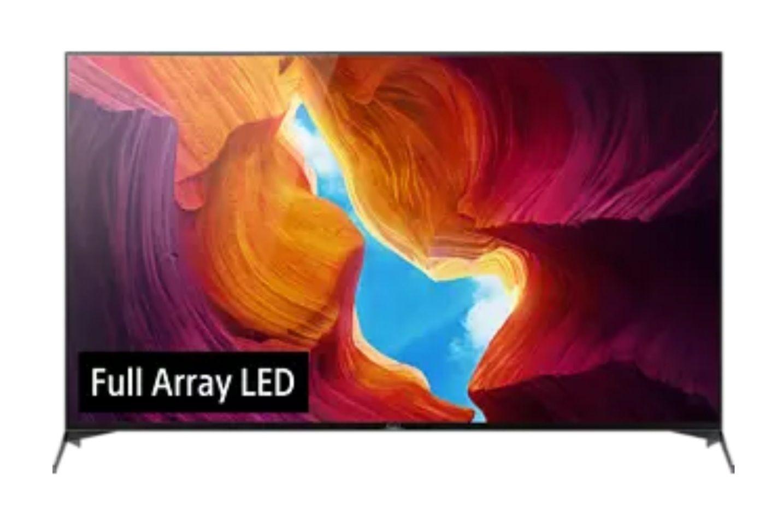 SONY KD-75XH9505 LED TV (Flat, 75 Zoll / 189 cm, UHD 4K, SMART TV, Android TV)