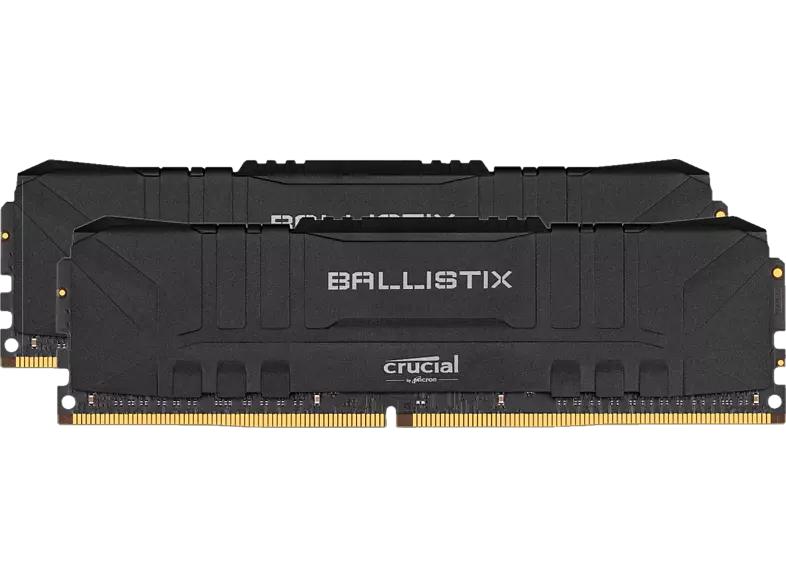 CRUCIAL Ballistix Arbeitsspeicher 32 GB DDR4-3000