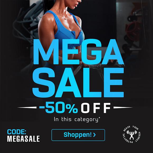 Bodylab24 50% Rabatt auf bestimmte Produkte