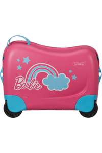 Samsonite DREAM RIDER Trolley mit 4 Rollen Barbie ( gratis Versand)