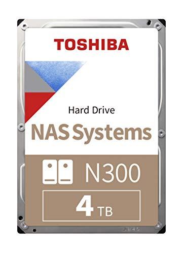 Toshiba N300 4TB
