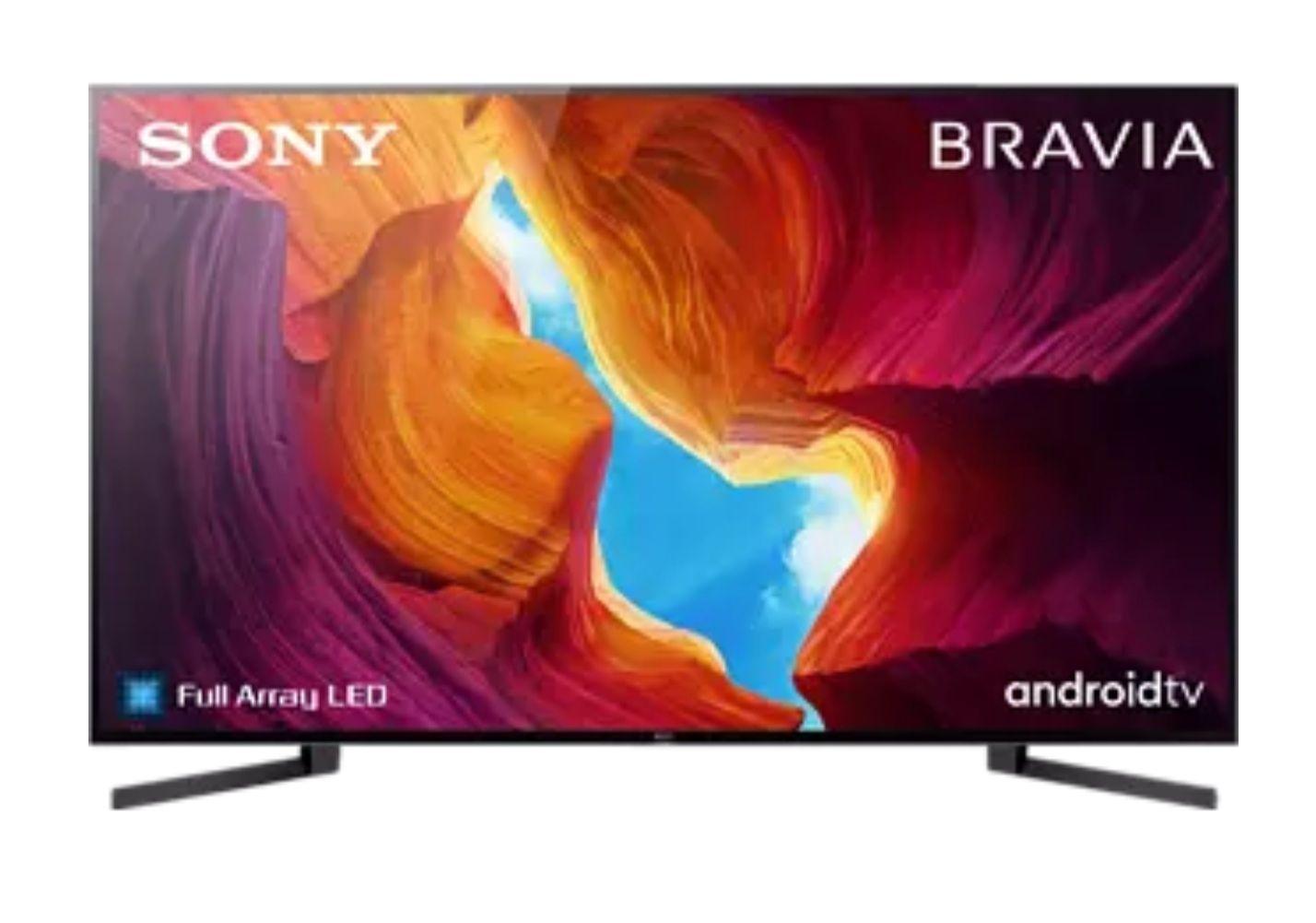 SONY KD-85XH9505 LED TV (Flat, 85 Zoll / 215 cm, UHD 4K, SMART TV, Android TV)