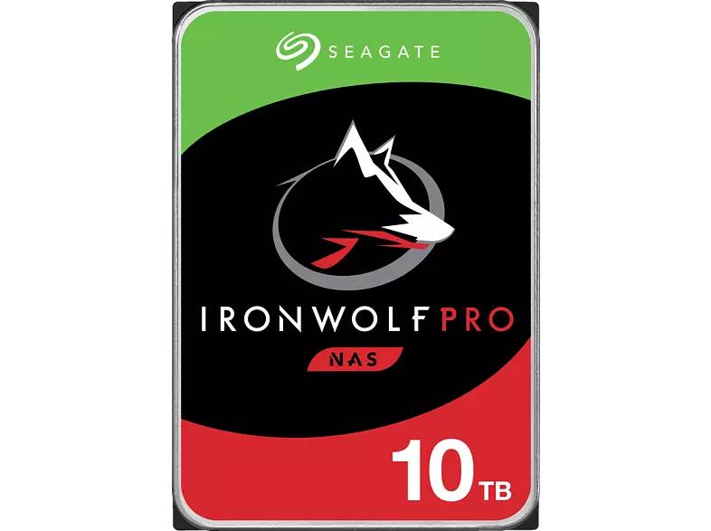 Seagate Ironwolf Pro 10 TB (mit Newsletter sogar 242,09€)