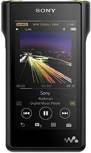 SONY NW-WM1A Walkman mobiler High-End Player