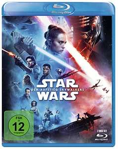 [Saturn & Amazon Prime] Star Wars: Der Aufstieg Skywalkers [Blu-ray]