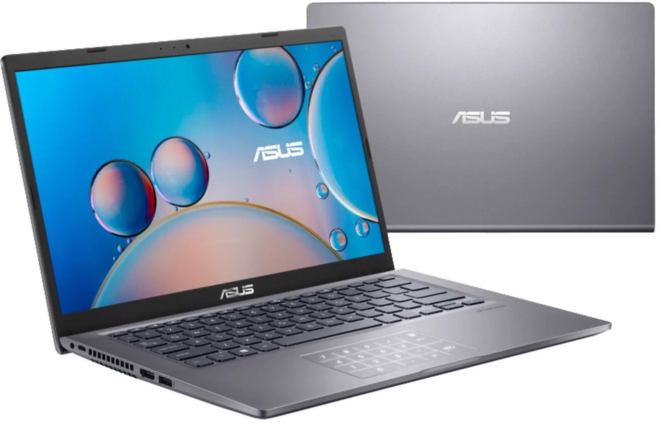 """Asus VivoBook 14 D415 - 14"""" FHD Matt, Ryzen 5 5500U, 16GB RAM, 512 GB, HDMI, USB Typ-C 3.2, 1.55kg, Win10 für 577,40€ (Saturn/Vorbestellung)"""