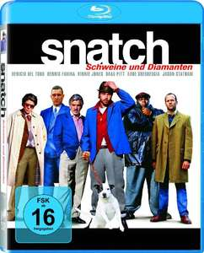 Snatch - Schweine und Diamanten Blu-ray Amazon Prime