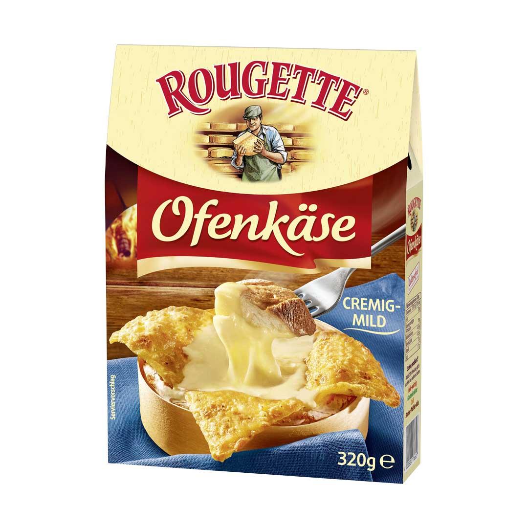 [real] Rougette Ofenkäse verschiedene Sorten mit Martguru Cashback für effektiv 2,49€