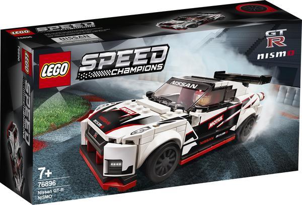 76896 Lego® Speed Champions Nissan Gt-R Nismo (ThaliaKlub)