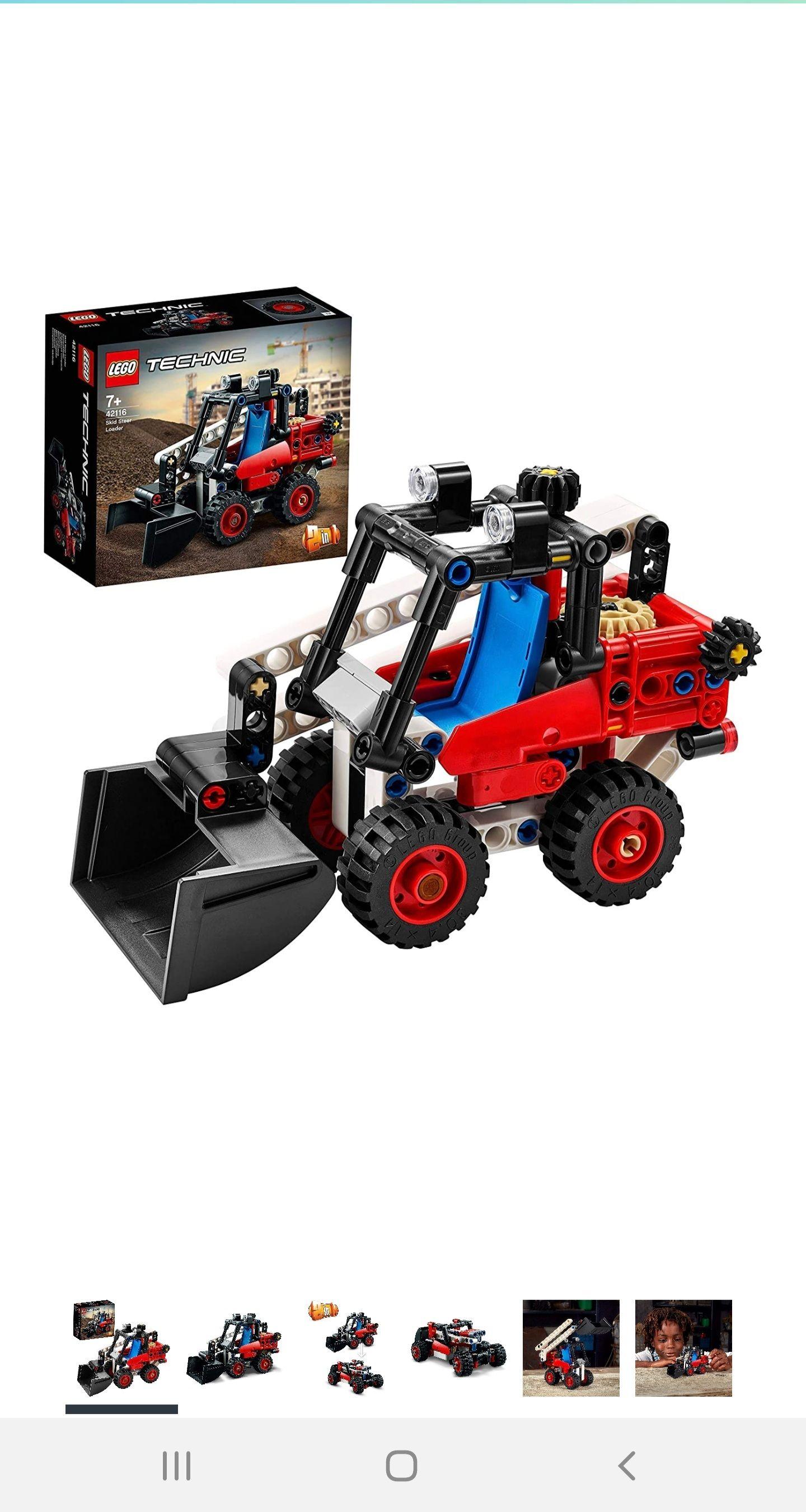 [Prime] LEGO 42116 Technic Kompaktlader, auch bei Saturn und MM (Abholung)