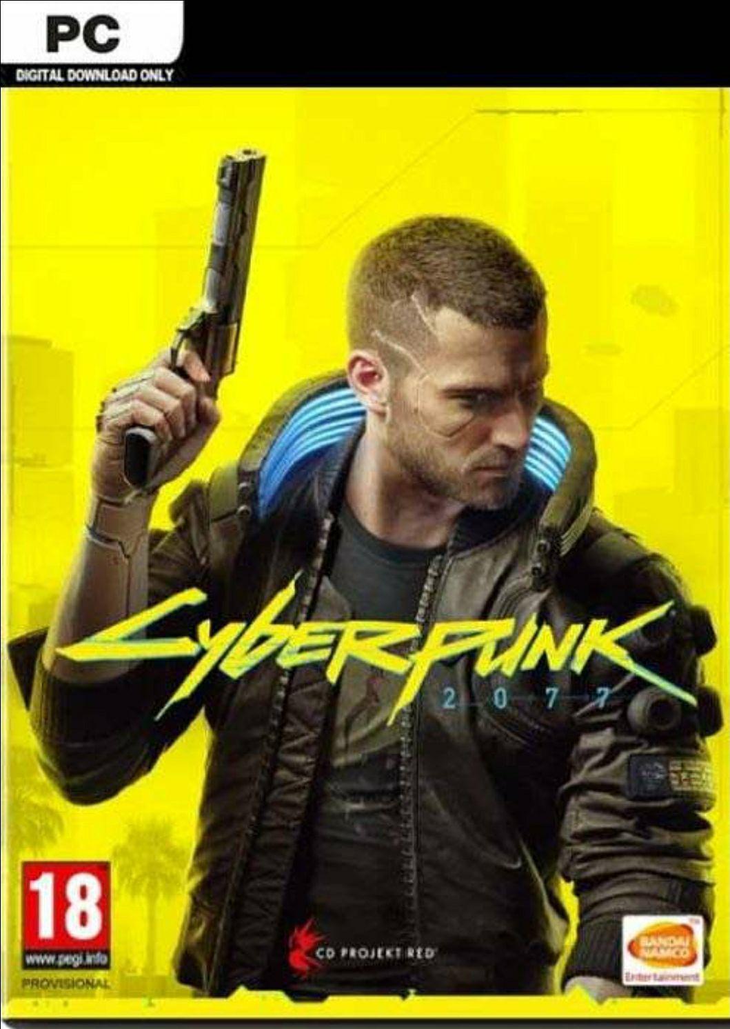 Cyber Punk 2077 PC
