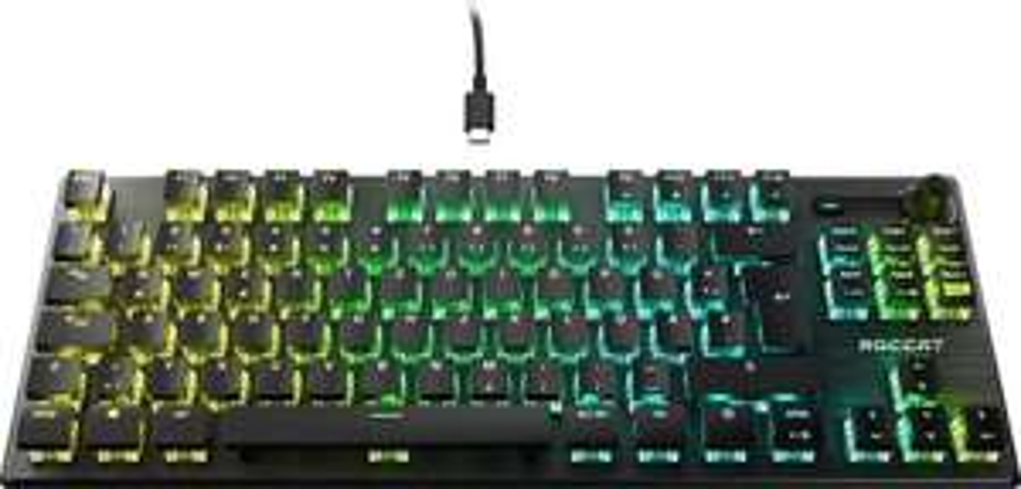 ROCCAT Vulcan TKL Pro, Gaming Tastatur, Mechanisch [Saturn + Newsletter]