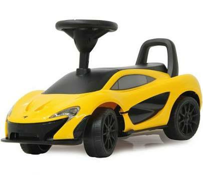 [Media Markt-Abholung] JAMARA KIDS, McLaren P1 Rutscher Gelb, mit Sounds und Hupe