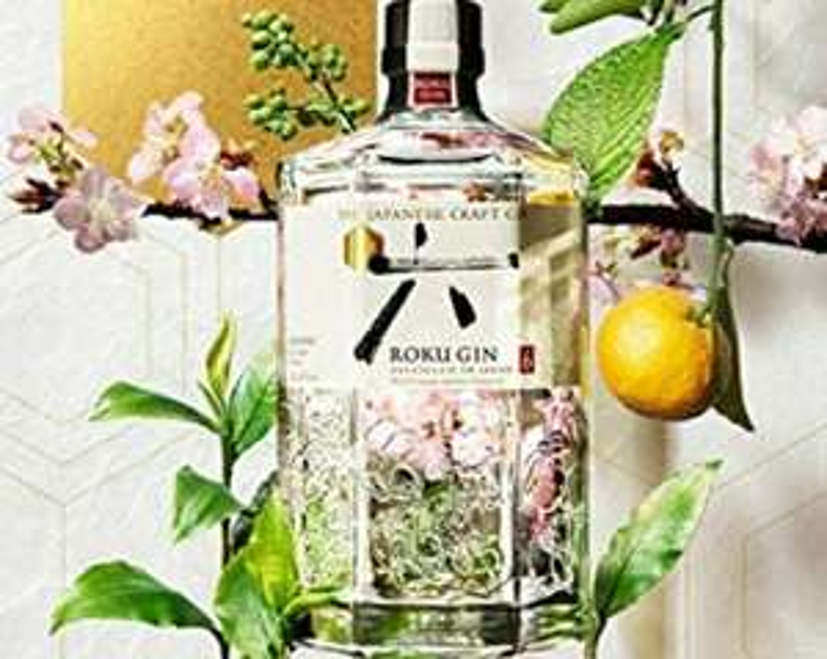 [Amazon] Roku The Japanese Craft Gin 0,7 Liter, 43%