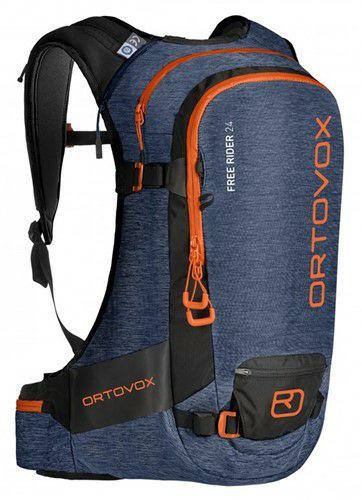 [twinseasons.de] Ortovox Free Rider 24 R, Ski- und Snowboard Rucksack, integrierter Rückenprotektor, 4 Farben