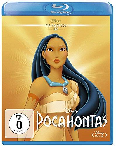 [Amazon Prime] Pocahontas - Disney Classics 32 [Blu-ray]