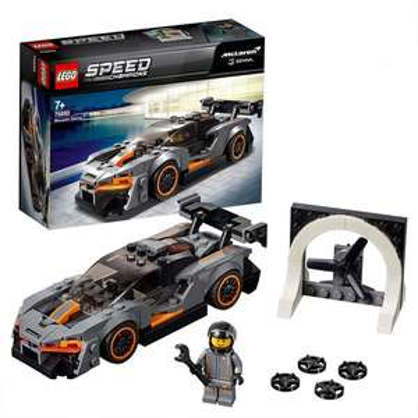 LEGO® Speed Champions 75892 - McLaren Senna + 150 Paypack Punkte (ThaliaKlub)