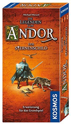 Die Legende von Andor: Der Sternenschild Erweiterung // Brettspiele // Amazon Prime