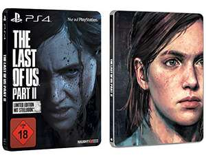The Last of Us Part II - Exklusive Steelbook Edition [PlayStation 4] Ps4
