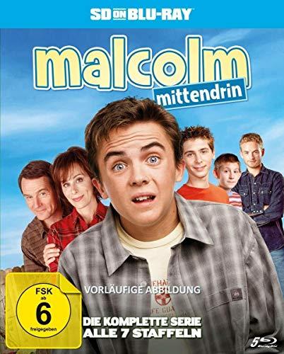 Malcolm mittendrin - Die komplette Serie (Staffel 1-7) (Blu-ray)
