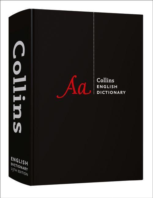Wörterbuch - Collins English Dictionary Complete and Unabridged (725.000 Wörter) [buecher.de]