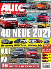 Auto Zeitung Abo (26 Ausgaben) für 82,10 € mit 80 € BestChoice-Gutschein (Kein Werber nötig)
