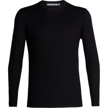 icebreaker herren shearer sweatshirt, Gr. S-XXL, reine Merinowolle, versch. Farben