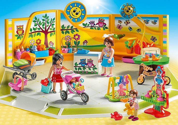 Playmobil City Life 9079 - Babyausstatter