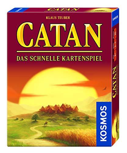 Catan - Das schnelle Kartenspiel [Prime]