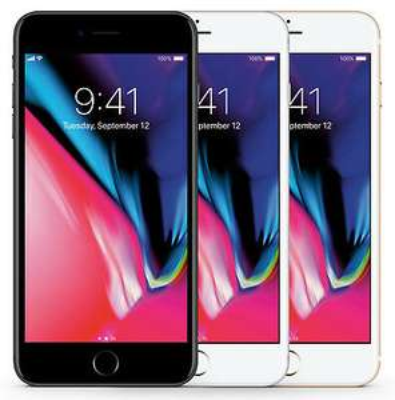 Apple iPhone 8 256GB - Ohne Vertrag - Ohne Simlock - bei eBay WOW - gebraucht
