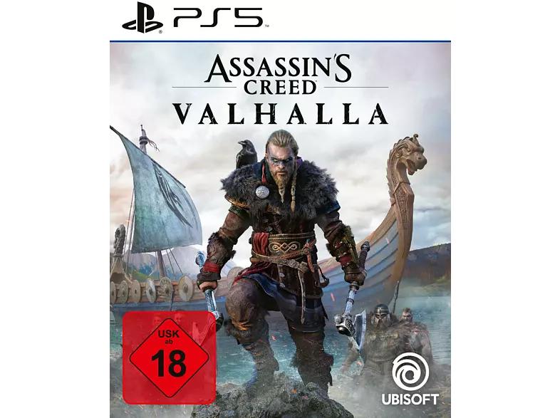 ASSASSINS CREED VALHALLA [PS5] für 41,17€
