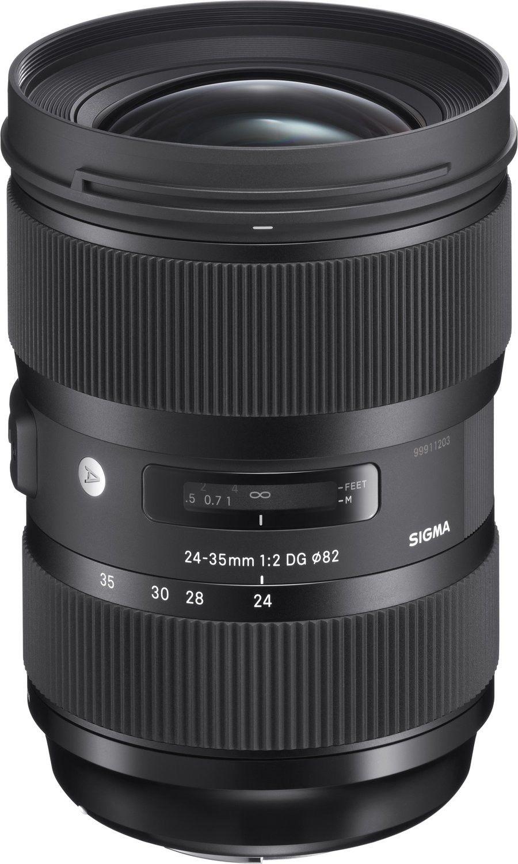 Sigma Art 24-35F2 Objektiv für Nikon F Mount