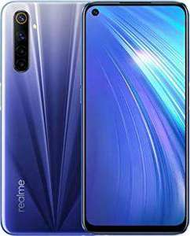 "Realme 6 4/128GB comet blue (6.5"" FHD+ 90Hz, Helio G90T, NFC, AnTuTu 291k)"