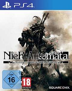 NieR: Automata Game of the YoRHa Edition (PS4) - Prime