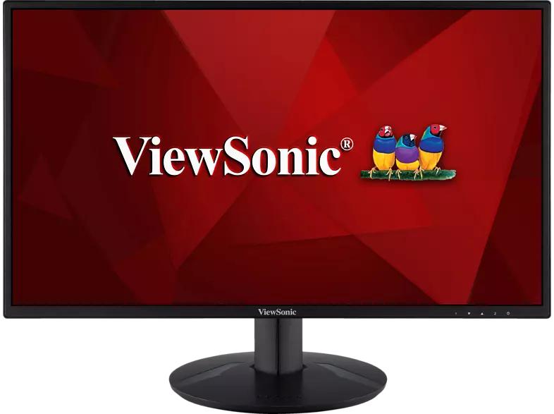 """ViewSonic VA2418-SH 23.8"""" Monitor (FHD, IPS, 104% sRGB, 75Hz, 5ms, 8bit, VESA)"""