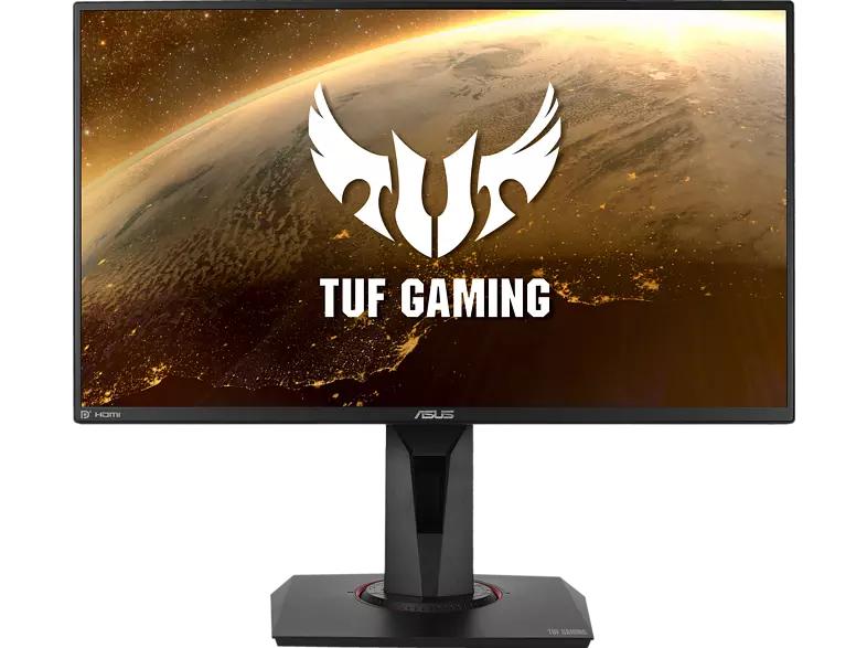 "ASUS TUF Gaming VG259Q 24,5"" Gaming Monitor (1 ms Reaktionszeit, 400cd/m², 144 Hz, Full HD, IPS, NVIDIA G-Sync kompatibel, Slim Bezel)"