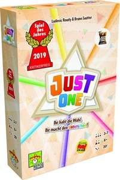 Just One - Spiel des Jahres 2019 [Thalia KultClub]