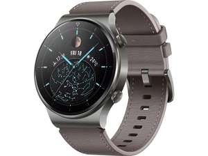 HUAWEI WATCH GT 2 Pro Sport Smartwatch Kunststoff, 140-210 mm, Grau