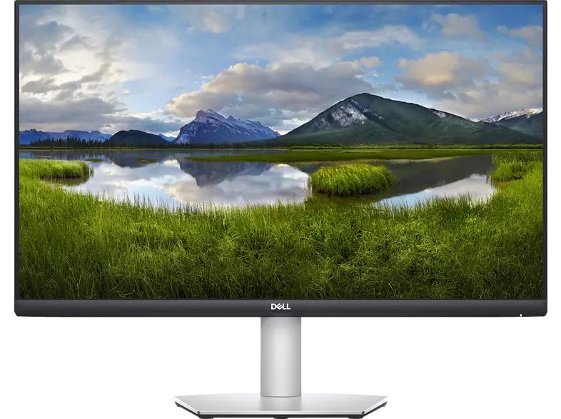 DELL S Series S2721DS 27 Zoll QHD Monitor (4 ms Reaktionszeit, 75 Hz, IPS, höhenverstellbar, Pivot)