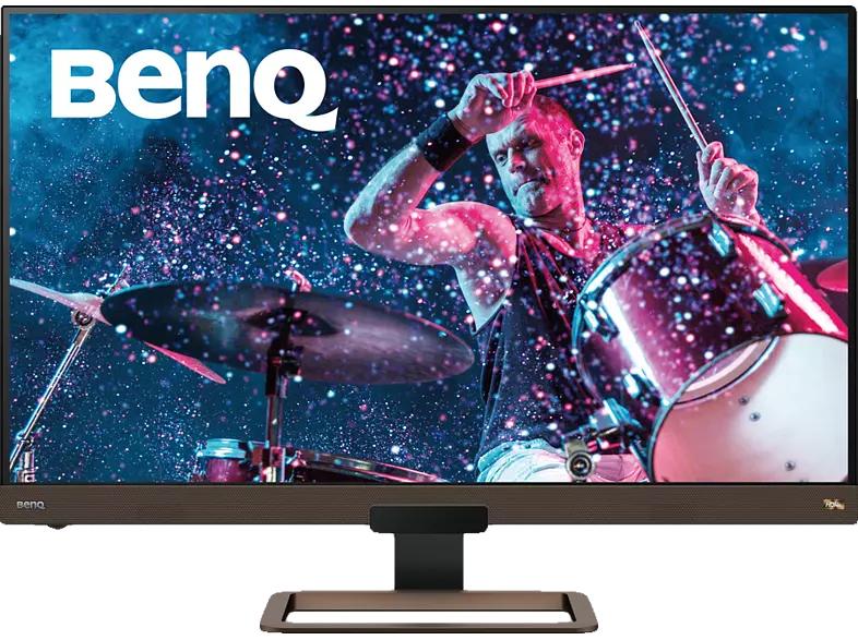 BENQ EW3280U 31 Zoll UHD 4K Monitor (5 ms Reaktionszeit, 60 Hz) Allrounder