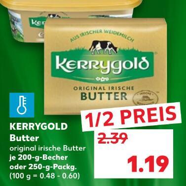 Kerrygold Butter [Kaufland bundesweit!]