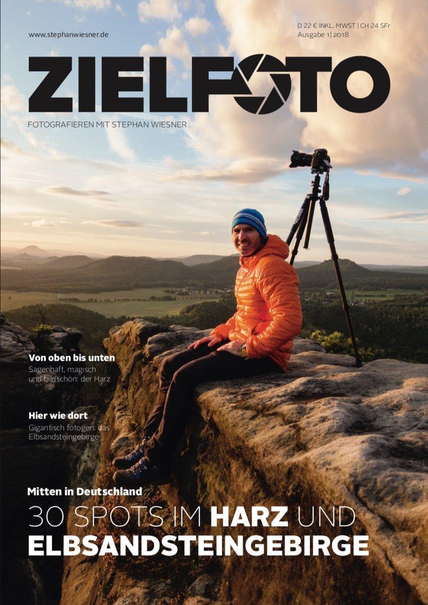 ZIELFOTO Magazin alle Ausgaben 20% Rabatt [Fotografie & Kamera Nischendeal]