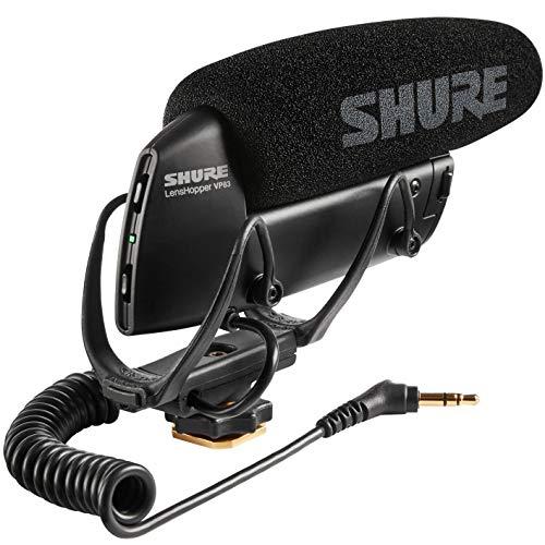 Shure VP83 Lenshopper – Kondensator-Kameramikrofon