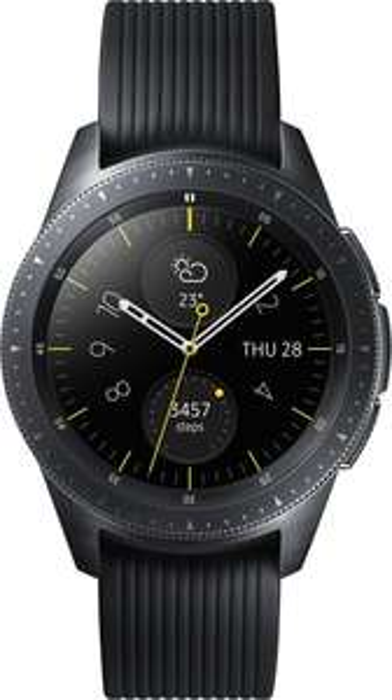 """Samsung Galaxy Watch R810 42mm (1.2"""" OLED, Tizen OS)"""