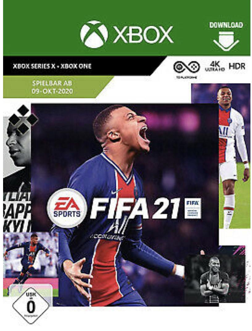 FIFA 21 für Xbox at Microsoft
