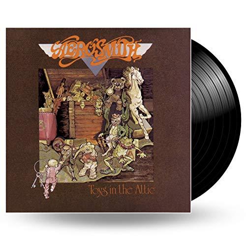 Aerosmith - Toys in the Attic [Vinyl LP][Prime]